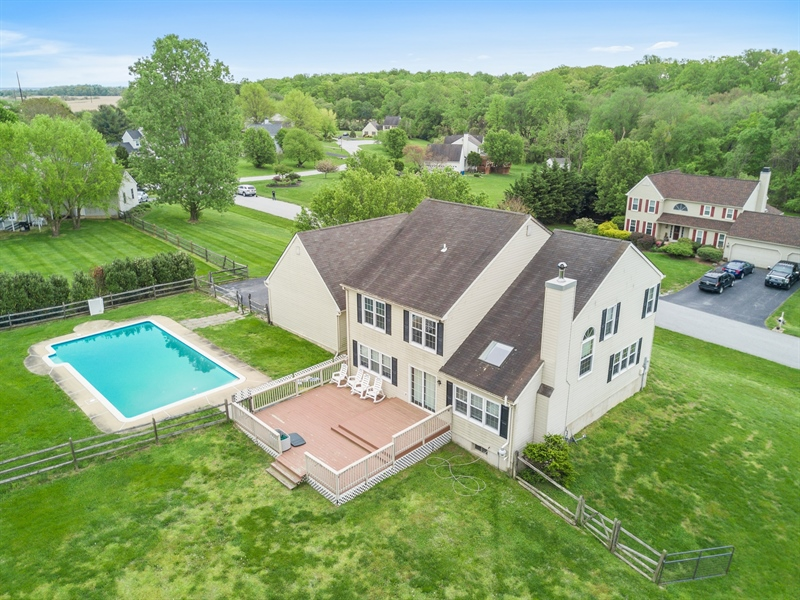 Real Estate Photography - 104 Yorkshire Ct, Middletown, DE, 19709 - Location 19