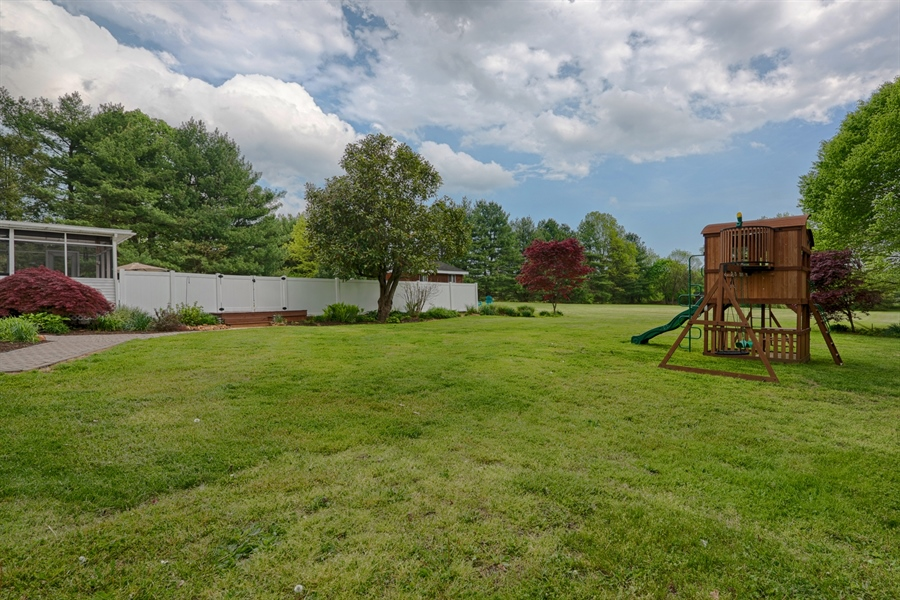 Real Estate Photography - 40 Middlecroft Rd, Elkton, MD, 21921 - WONDERFUL BACKYARD