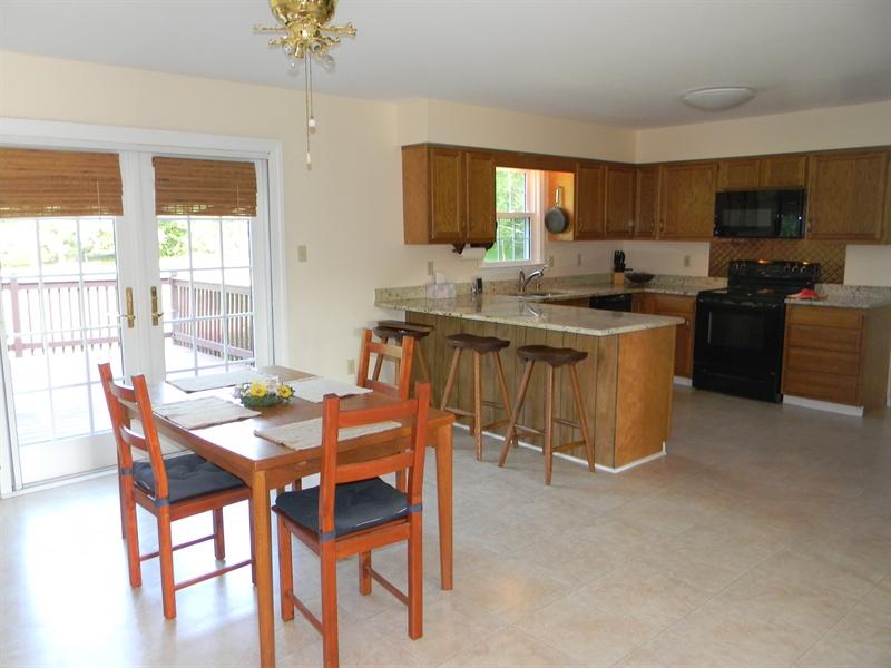 Real Estate Photography - 190 Kirkcaldy Dr, Elkton, MD, 21921 - Huge Kitchen