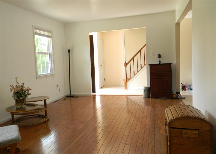 Real Estate Photography - 190 Kirkcaldy Dr, Elkton, MD, 21921 - Living Rm. view 2