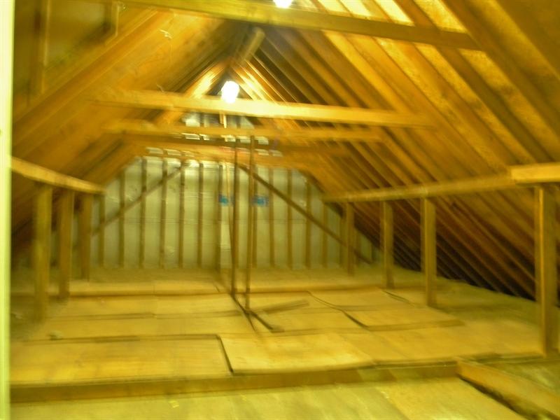 Real Estate Photography - 190 Kirkcaldy Dr, Elkton, MD, 21921 - Walk-in attic, thru Bedroom 4