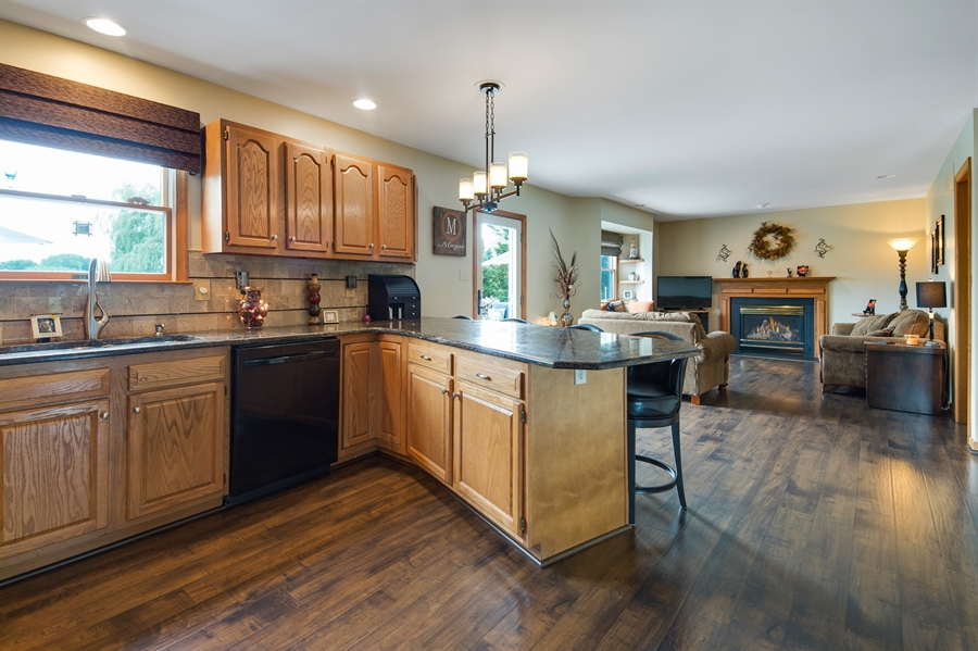 Real Estate Photography - 1436 Oldfield Point Rd, Elkton, MD, 21921 - New flooring