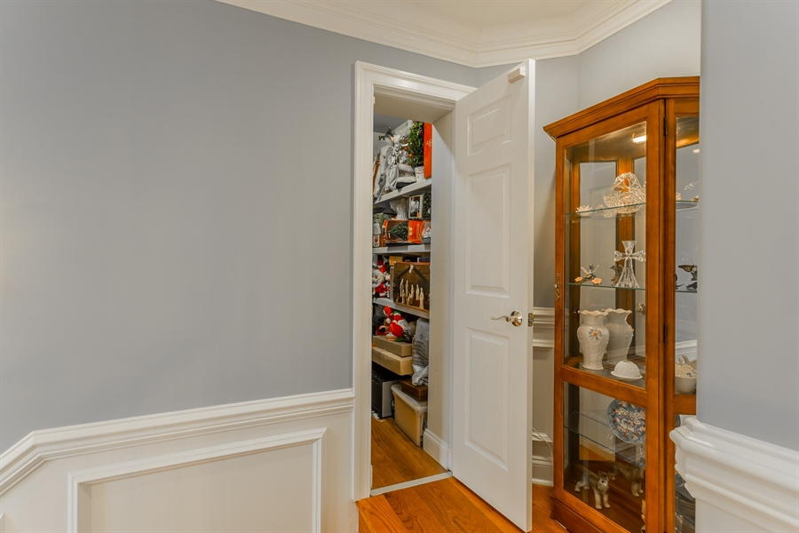 Real Estate Photography - 2 Plantation Ct, Ocean View, DE, 19970 - LOCKED SECURITY CLOSET 2ND FLOOR