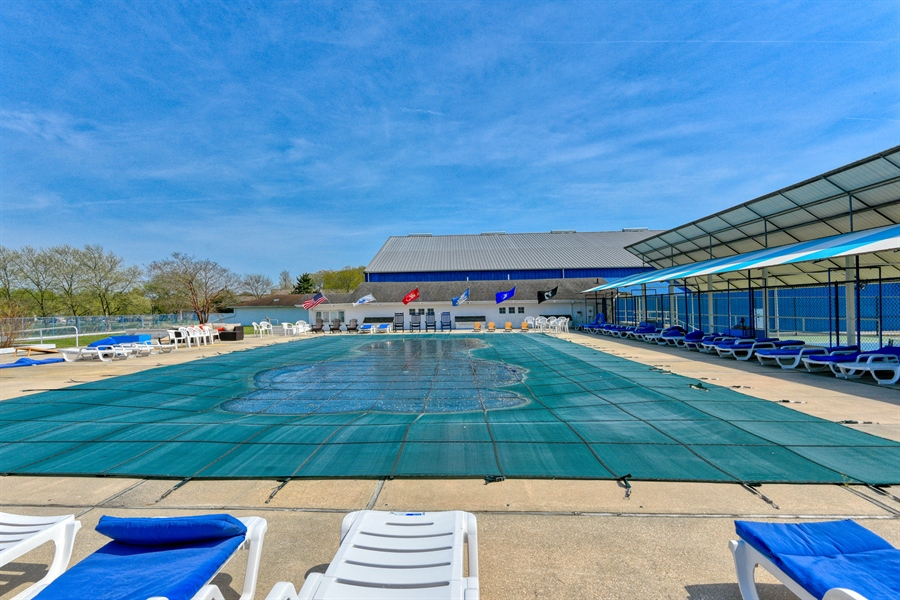 Real Estate Photography - 18530 Drayton Hall Road #7, 7, Lewes, DE, 19958 - Optional Membership to Swimming Pool