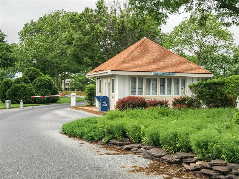 Real Estate Photography - 18530 Drayton Hall Road #7, 7, Lewes, DE, 19958 - Gated Community