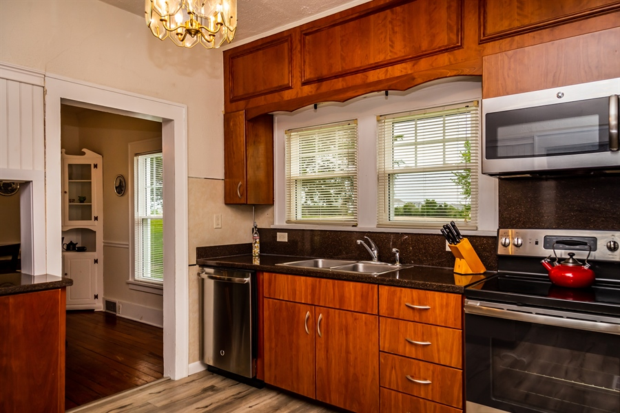 Real Estate Photography - 955 Vance Neck Rd, Middletown, DE, 19709 - New Kitchen