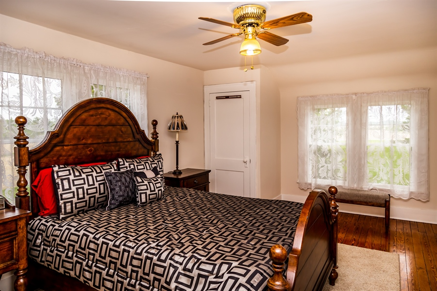 Real Estate Photography - 955 Vance Neck Rd, Middletown, DE, 19709 - Master Bedroom
