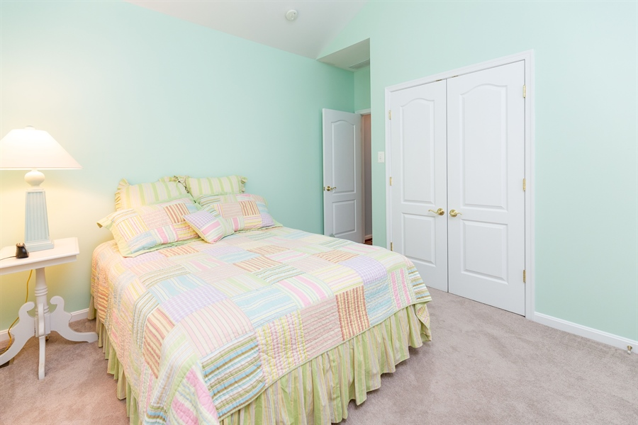 Real Estate Photography - 14 Wauwinet Ct, Rehoboth Beach, DE, 19971 - 2nd Guest Bedroom