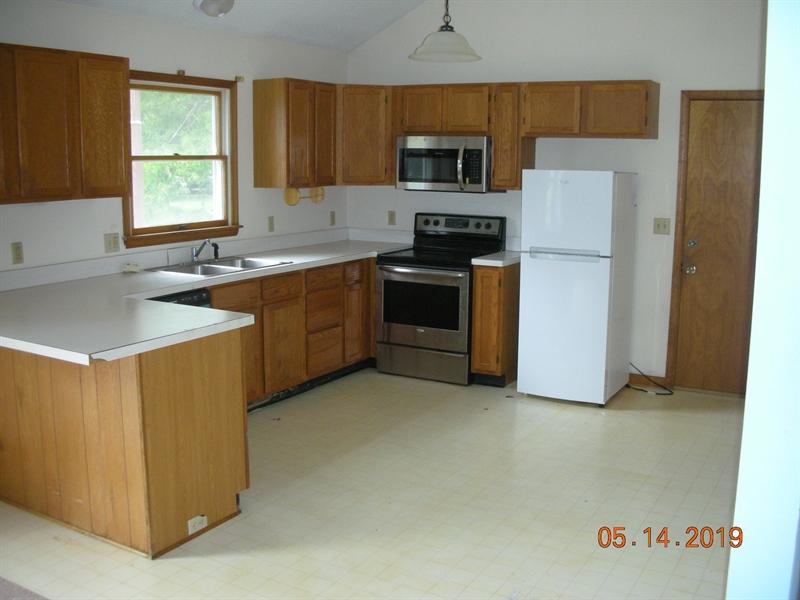 Real Estate Photography - 125 Landing Dr, Rehoboth Beach, DE, 19971 - Kitchen