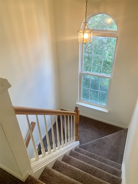Real Estate Photography - 13 Creek Ln, Newark, DE, 19702 - Staircase