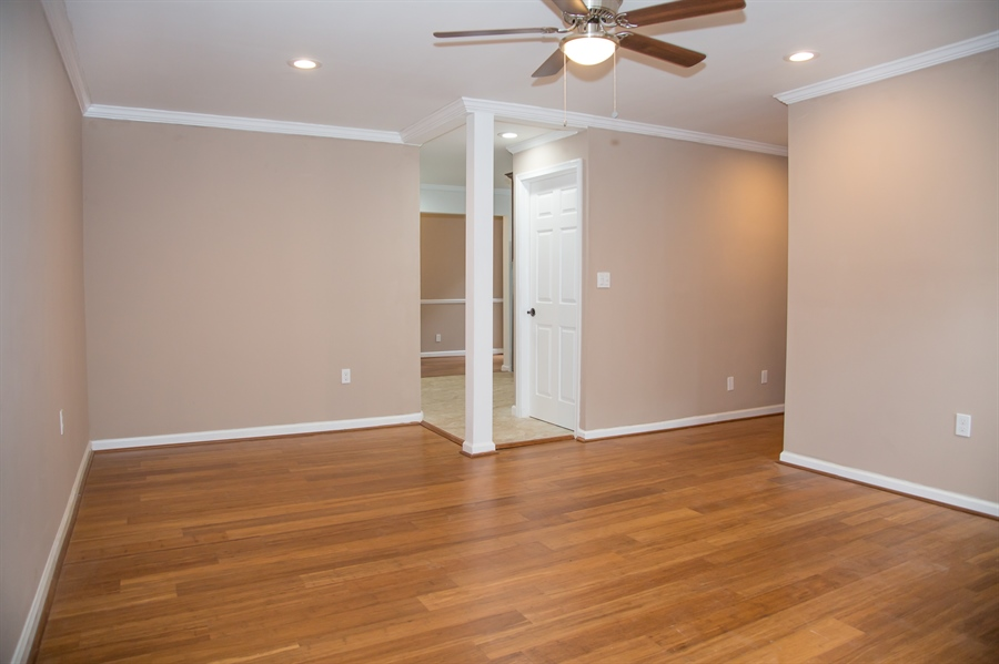 Real Estate Photography - 9 Brookland Ave, Wilmington, DE, 19805 - Attractive laminate floors greet you!