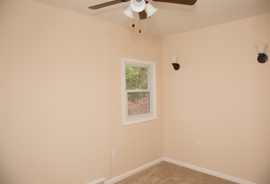Real Estate Photography - 9 Brookland Ave, Wilmington, DE, 19805 - Ceiling fans and sconces in all bedrooms!