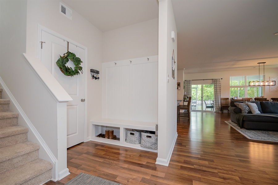 Real Estate Photography - 29717 Riverstone Drive, Milton, DE, 19968 - Custom Built-Ins
