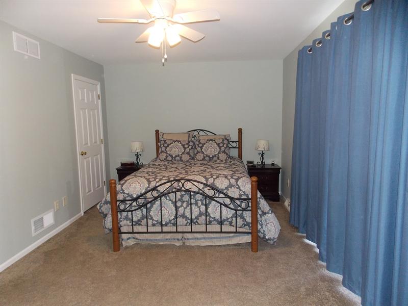 Real Estate Photography - 971 Silver Lake Blvd, Dover, DE, 19904 - Main Bedroom