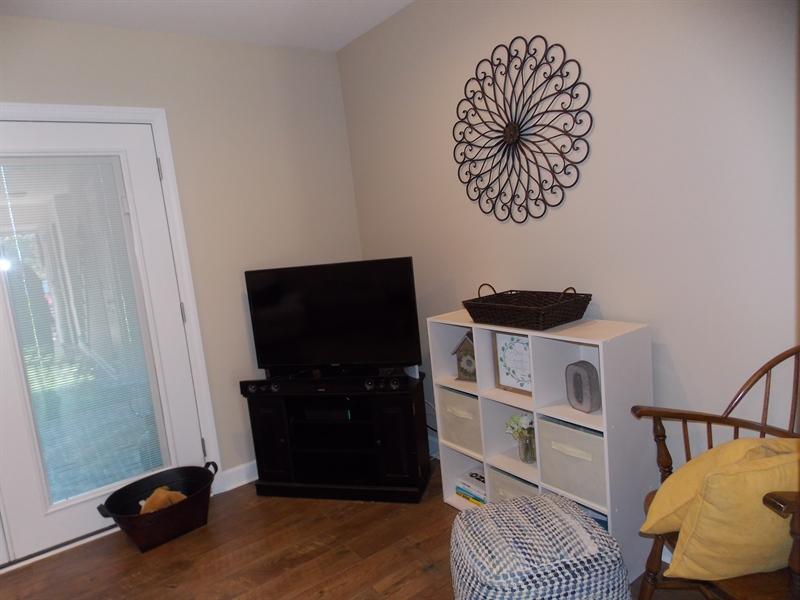Real Estate Photography - 971 Silver Lake Blvd, Dover, DE, 19904 - Living Room