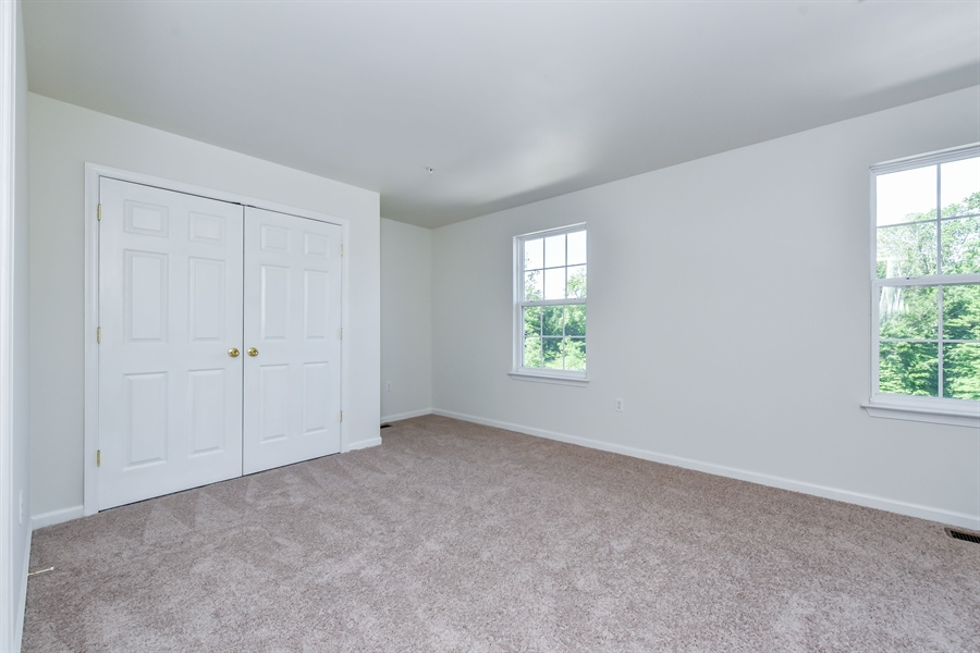 Real Estate Photography - 153 Ben Boulevard, Elkton, DE, 21921-7422 - Front bedroom with private bath