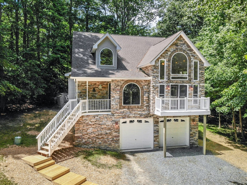 Real Estate Photography - 1155 Shady Beach Rd, Elkton, MD, 21921 - Welcome to the Elk Neck peninsula