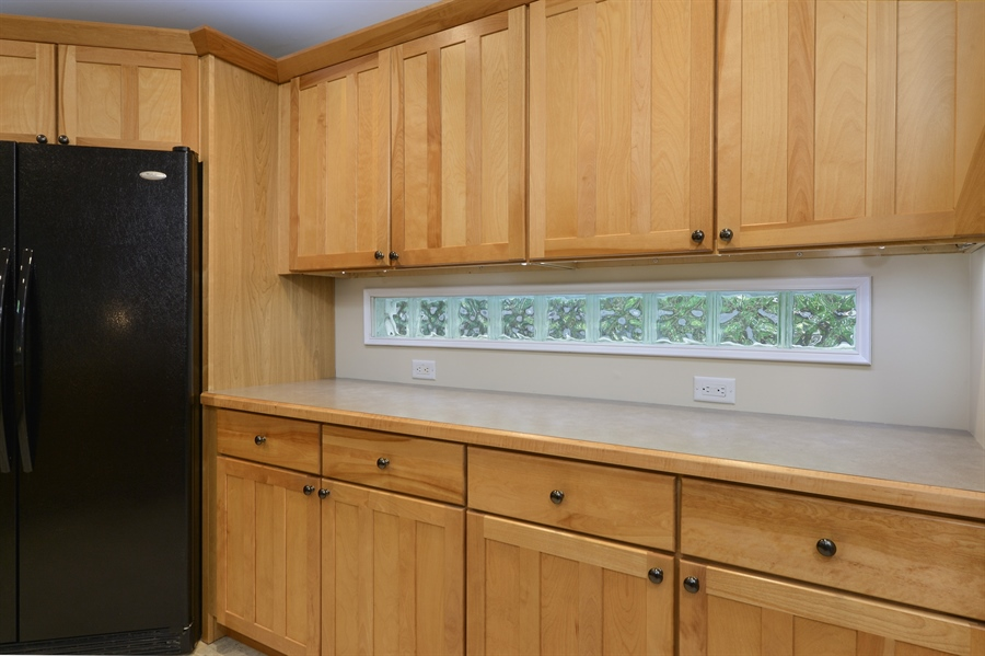 Real Estate Photography - 1155 Shady Beach Rd, Elkton, MD, 21921 - Glass block inserts provide lots of light