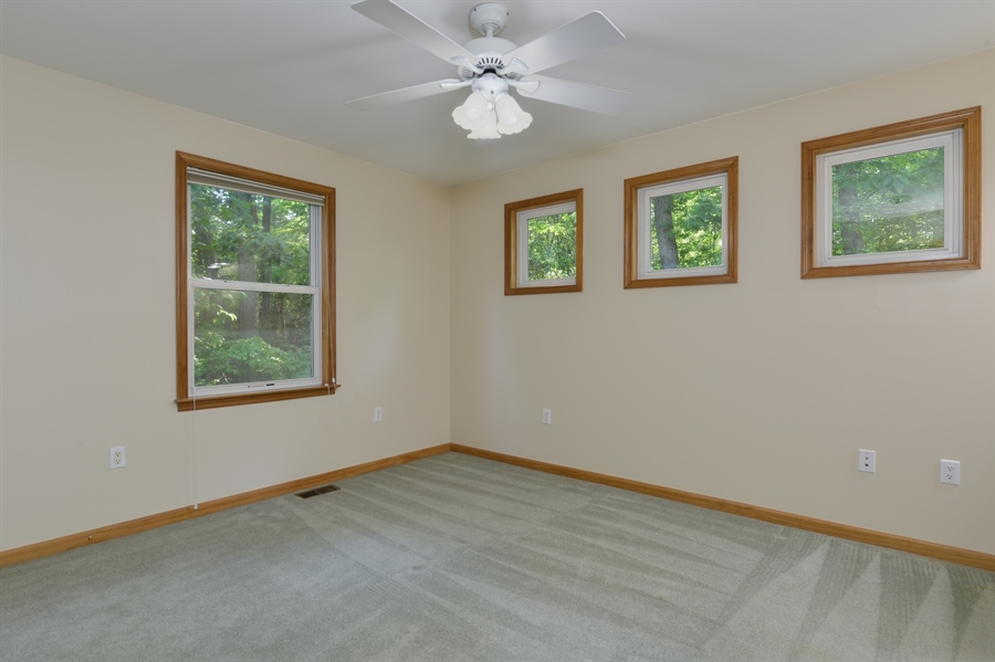 Real Estate Photography - 1155 Shady Beach Rd, Elkton, MD, 21921 - Spacious bedroom, cable TV, wired internet connect