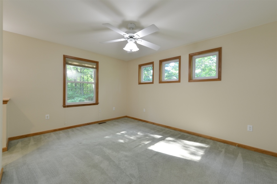 Real Estate Photography - 1155 Shady Beach Rd, Elkton, MD, 21921 - Another spacious bedroom, Duette blind