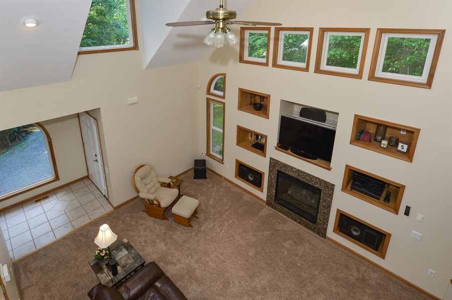 Real Estate Photography - 1155 Shady Beach Rd, Elkton, MD, 21921 - View from overlook area