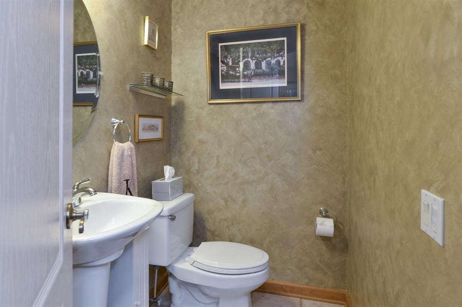 Real Estate Photography - 1155 Shady Beach Rd, Elkton, MD, 21921 - Powder Room on main floor