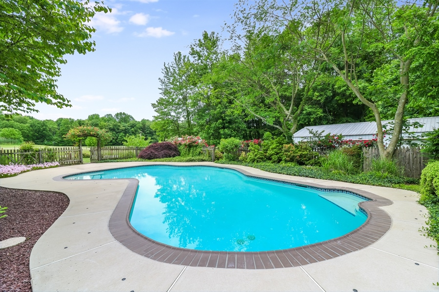 Real Estate Photography - 827 Locust Point Rd, Elkton, MD, 21921 - In ground Pool
