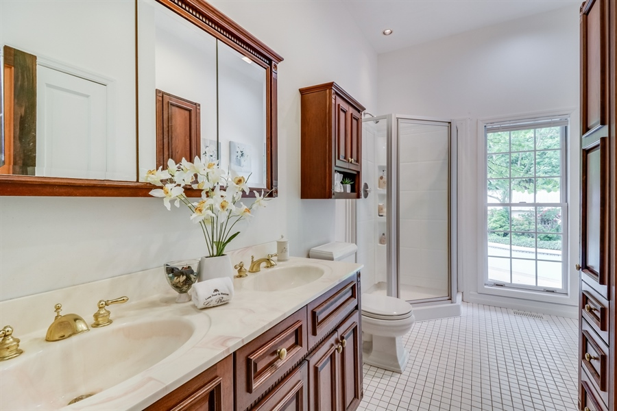 Real Estate Photography - 827 Locust Point Rd, Elkton, MD, 21921 - Full Bath