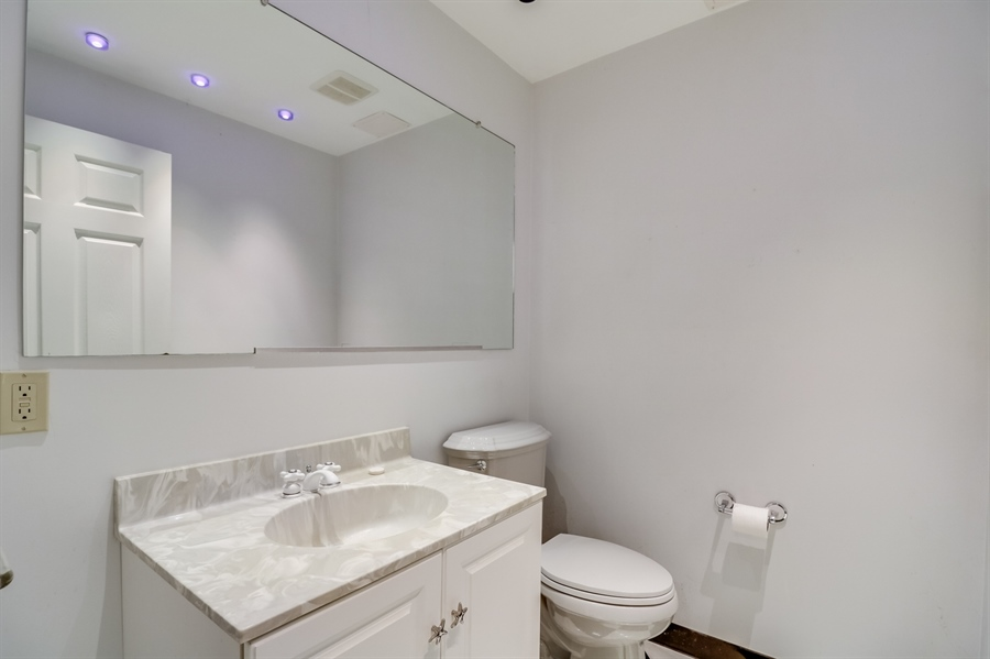 Real Estate Photography - 827 Locust Point Rd, Elkton, MD, 21921 - Lower Level Bath