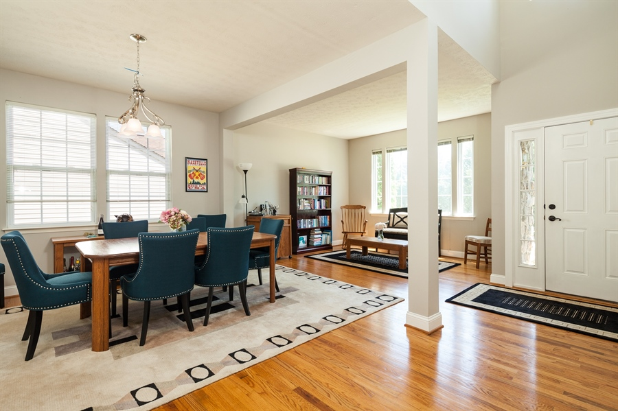 Real Estate Photography - 3 McArthur Ln, Elkton, MD, 21921 - Dining/Living Area