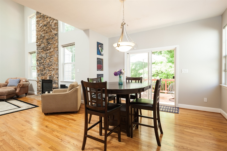 Real Estate Photography - 3 McArthur Ln, Elkton, MD, 21921 - Eat in Kitchen
