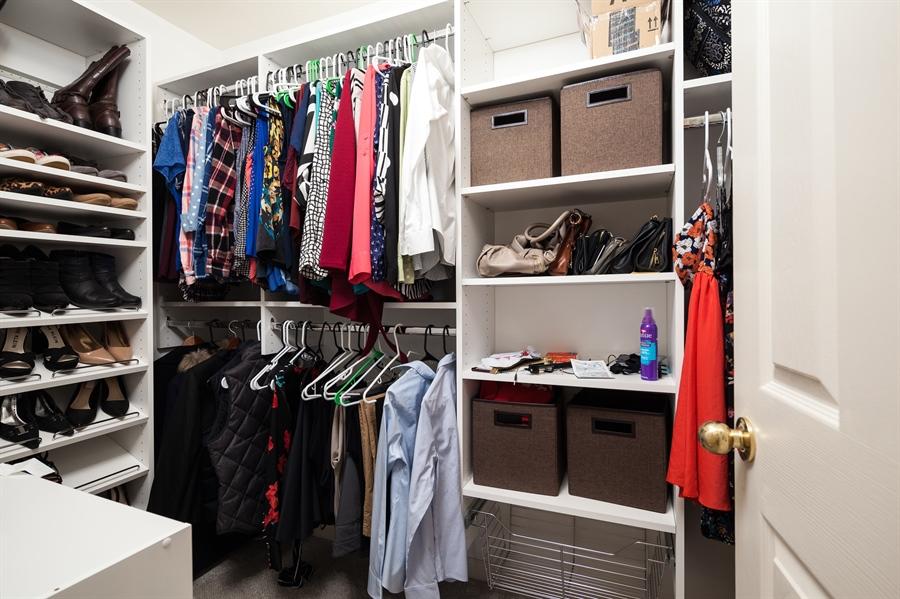 Real Estate Photography - 3 McArthur Ln, Elkton, MD, 21921 - Master Closet