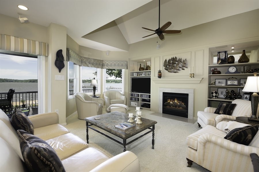 Real Estate Photography - 64 Shipwatch Ln, Chesapeake City, MD, 21915 - EXCEPTIONAL WATERVIEWS!