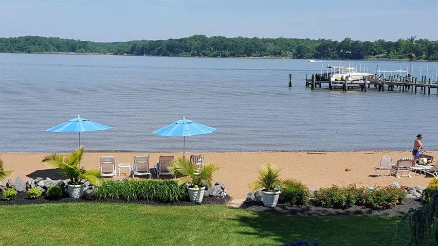 Real Estate Photography - 64 Shipwatch Ln, Chesapeake City, MD, 21915 - Sunny beach day!