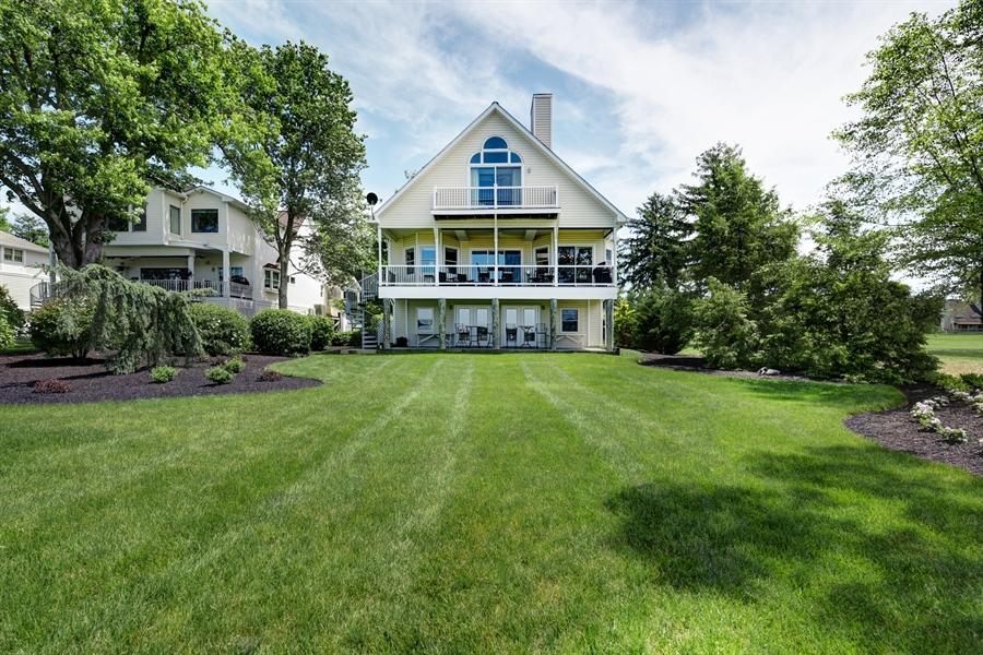 Real Estate Photography - 64 Shipwatch Ln, Chesapeake City, MD, 21915 - BEATUIFUL MATURE LANDSCAPING