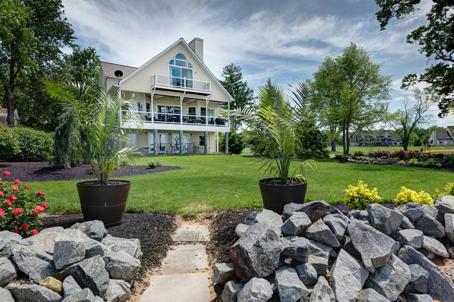Real Estate Photography - 64 Shipwatch Ln, Chesapeake City, MD, 21915 - JUST A FEW STEPS TO THE SAND