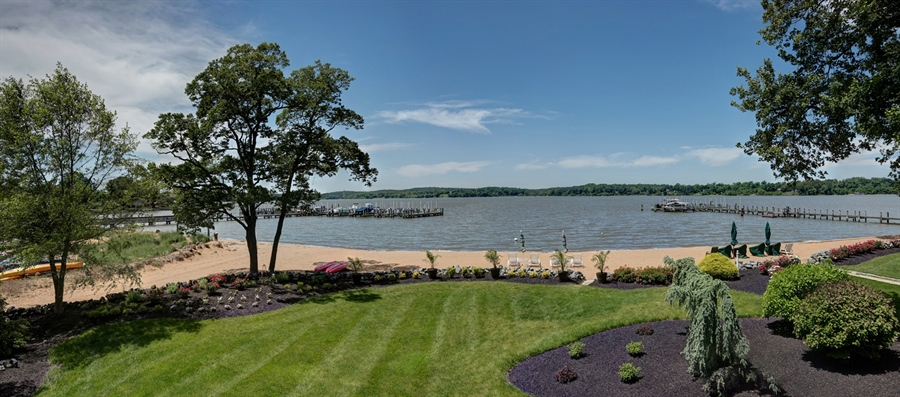 Real Estate Photography - 64 Shipwatch Ln, Chesapeake City, MD, 21915 - DECK VIEWS