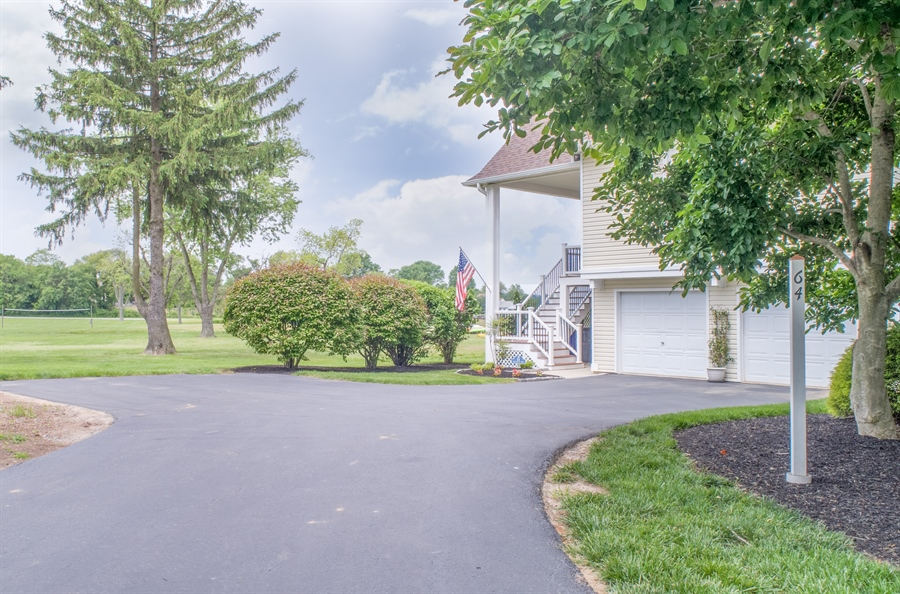 Real Estate Photography - 64 Shipwatch Ln, Chesapeake City, MD, 21915 - Private paved driveway