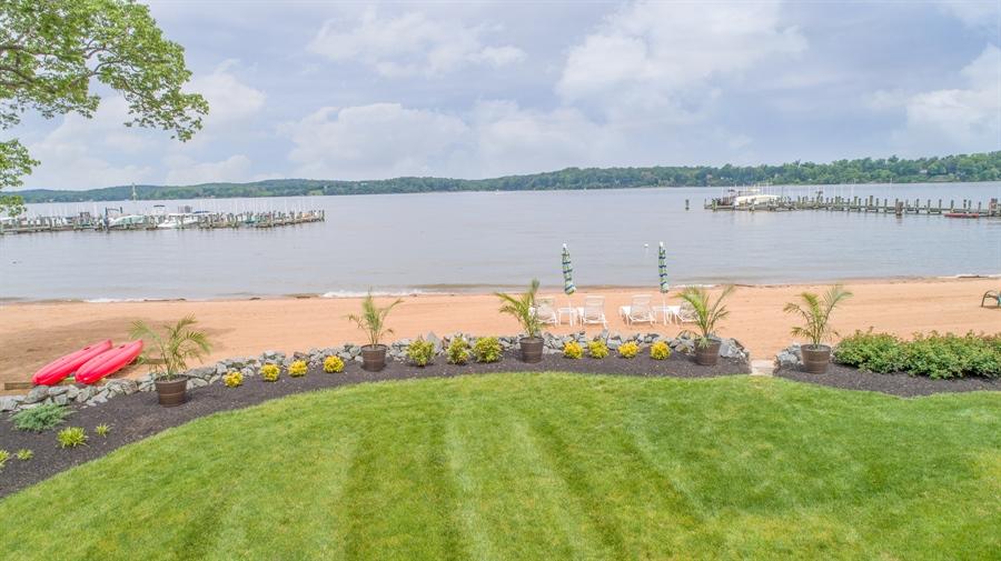 Real Estate Photography - 64 Shipwatch Ln, Chesapeake City, MD, 21915 - PATIO VIEWS