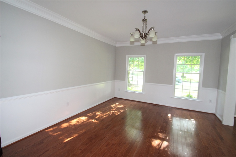 Real Estate Photography - 22 E Periwinkle Ln, Newark, DE, 19711 - Dining Room