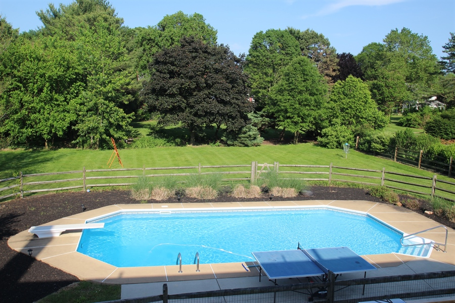 Real Estate Photography - 22 E Periwinkle Ln, Newark, DE, 19711 - In-ground Pool