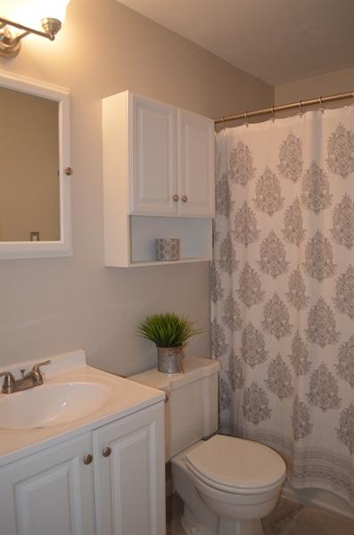 Real Estate Photography - 2605 Dean Dr, Wilmington, DE, 19808 - Remodeled Bathroom