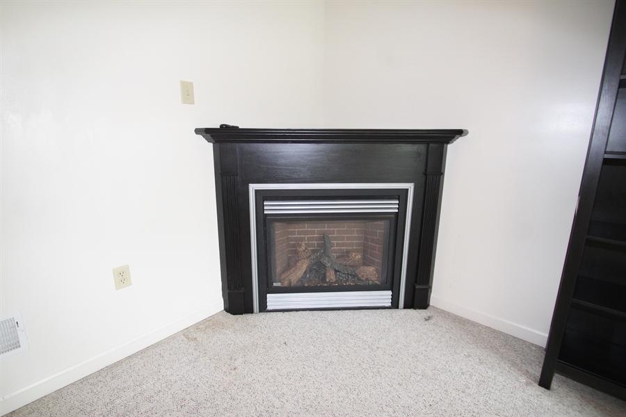 Real Estate Photography - 31 Harbor Road, Chesapeake City, DE, 21921 - Propane Fireplace