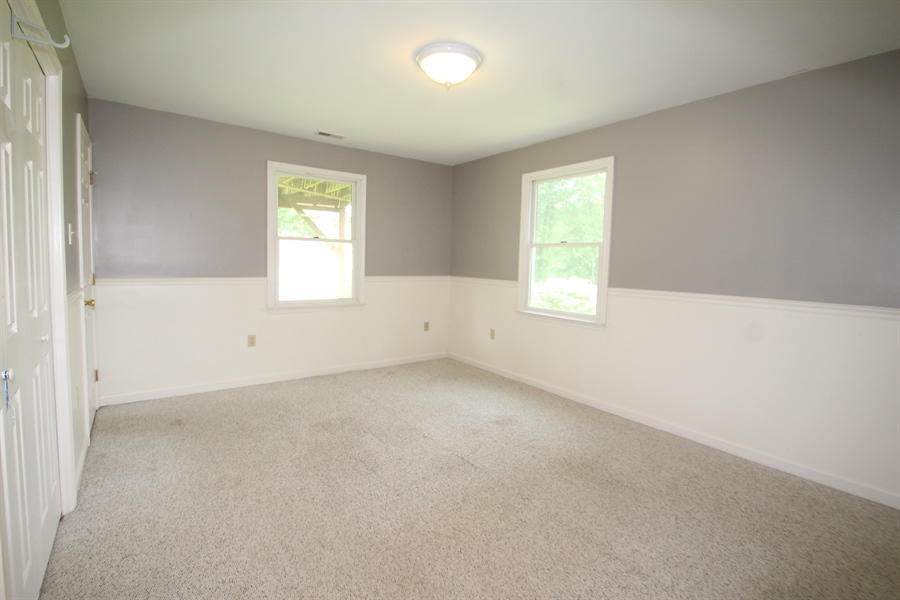 Real Estate Photography - 31 Harbor Road, Chesapeake City, DE, 21921 - Main Level Bedroom