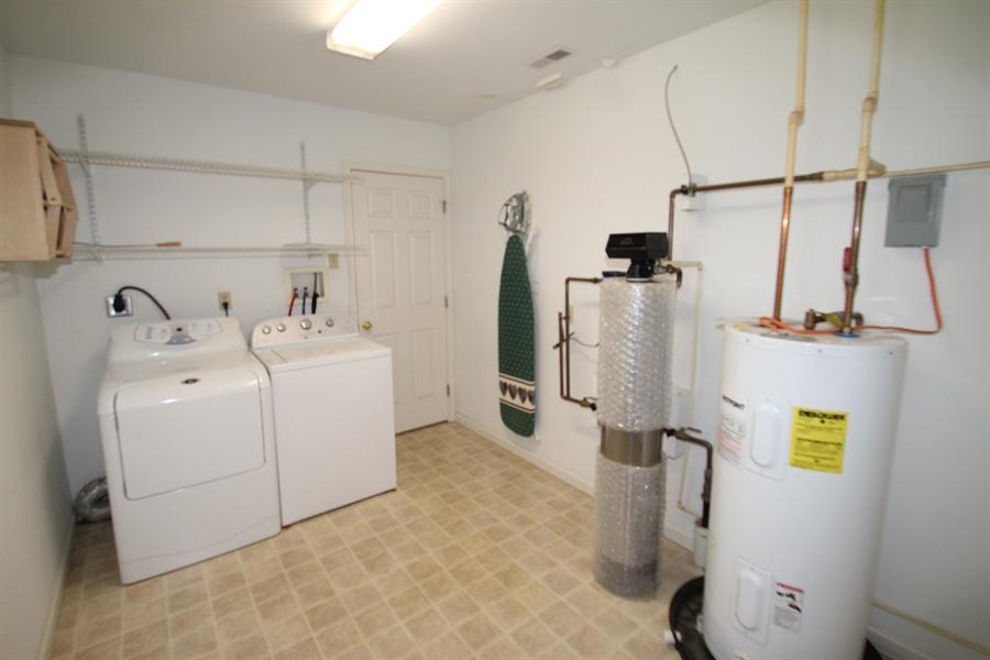 Real Estate Photography - 31 Harbor Road, Chesapeake City, DE, 21921 - Laundry/Utility Room