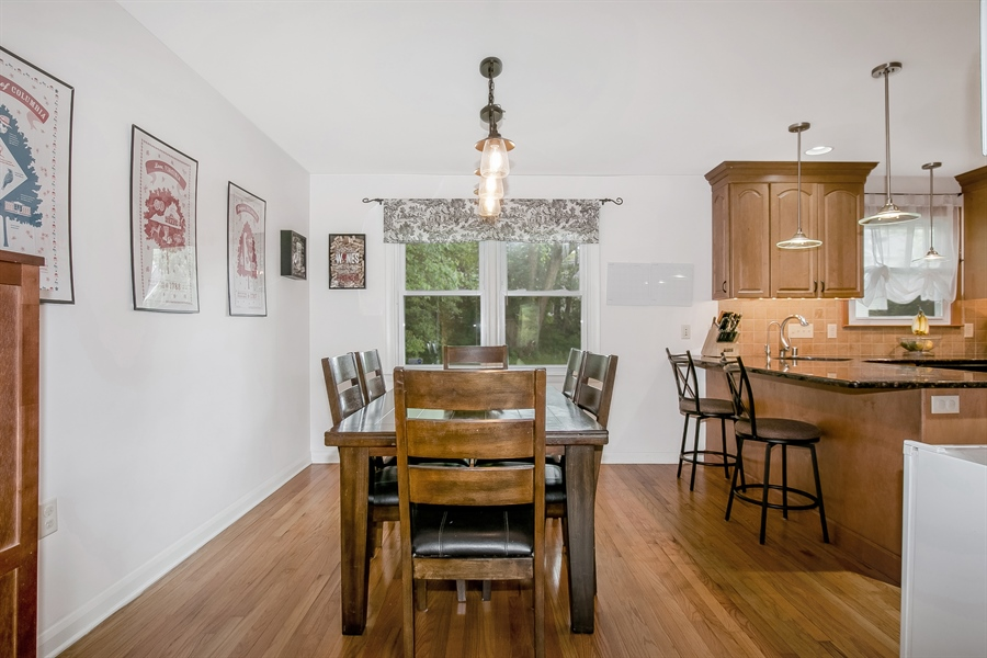 Real Estate Photography - 2040 Floral Dr, Wilmington, DE, 19810 - Dining Room