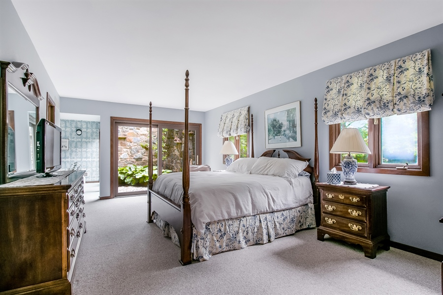 Real Estate Photography - 108 1/2 S Spring Valley Rd, Wilmington, DE, 19807 - Owner's Bedroom Suite