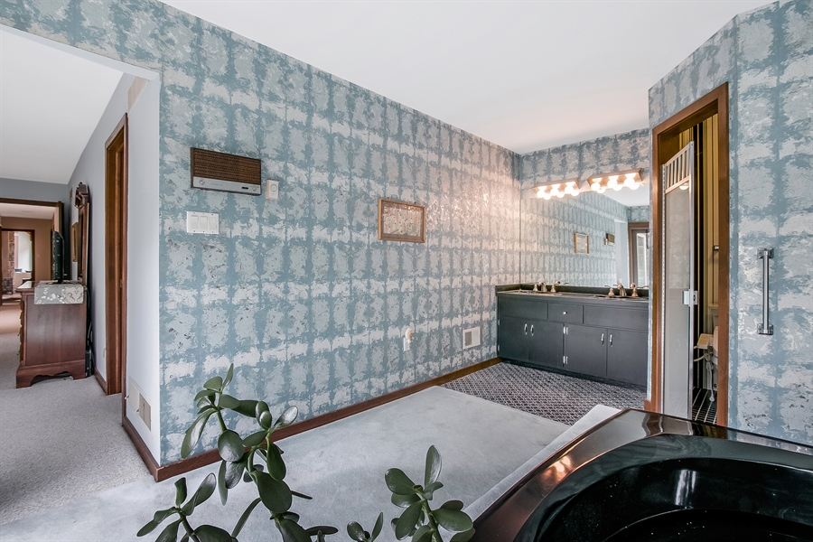 Real Estate Photography - 108 1/2 S Spring Valley Rd, Wilmington, DE, 19807 - Owner's Bathroom