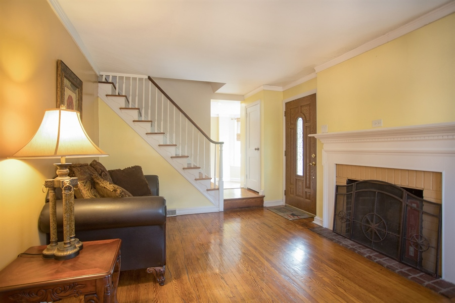 Real Estate Photography - 2 W Salisbury Dr, Wilmington, DE, 19809 - Gleaming Hardwood Floors
