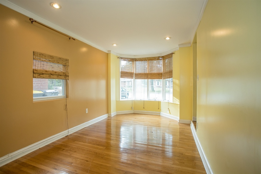 Real Estate Photography - 2 W Salisbury Dr, Wilmington, DE, 19809 - Plenty of Natural Light in Family Room
